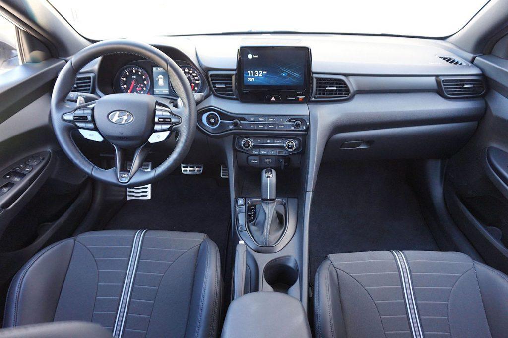 Hyundai Veloster N 9