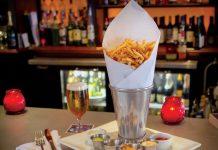 Pistache frite sheet, courtesy of Pistache