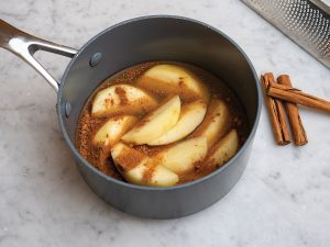 Stewed Apples, Photo by Kent Anderson
