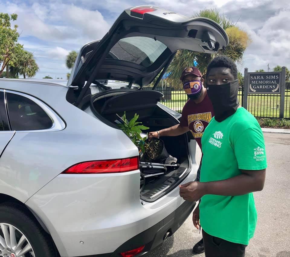 Drive-Thru Earth Day Celebration