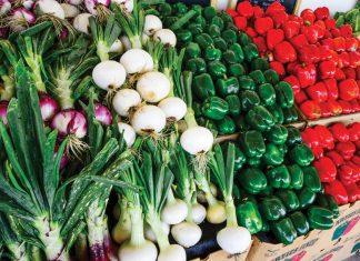 Bedner's Farm Fresh Market produce