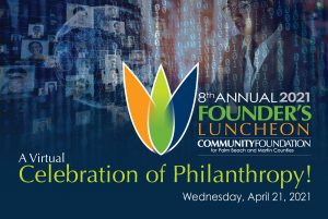 8th Annual Virtual Founder's Luncheon