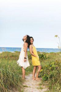Gigi and Kyla Falk 1, Photo by Nick Mele