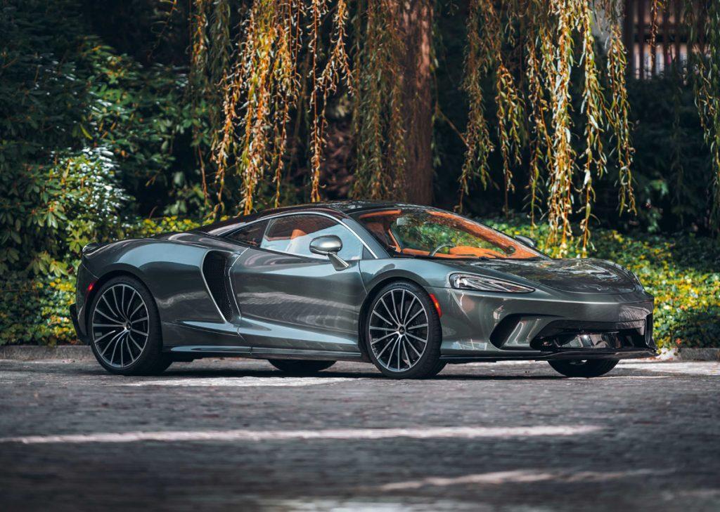 Wheel World PBI McLaren GT