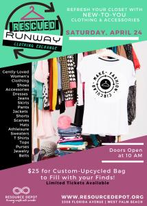Rescued Runway Clothing Exchange