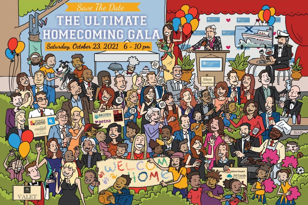 The Ultimate Homecoming Gala