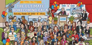 The Ultimate Homecoming Gala