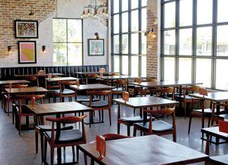 Tropical Smokehouse Dining Room