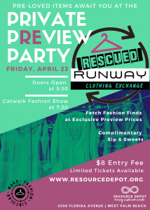 private pREview party