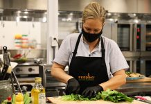 Chef Lindsay Autry will teach students the ways of the culinary industry
