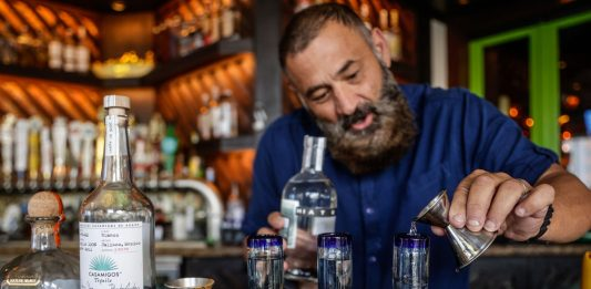David Ortiz, Rocco's Tacos Global Beverage Director