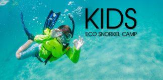 Pura Vida Divers' Eco Snorkel Camp