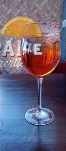 Elisabetta's Ristorante Mother's Day aperol spritz
