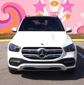 Mercedes-Benz GLE 450 5