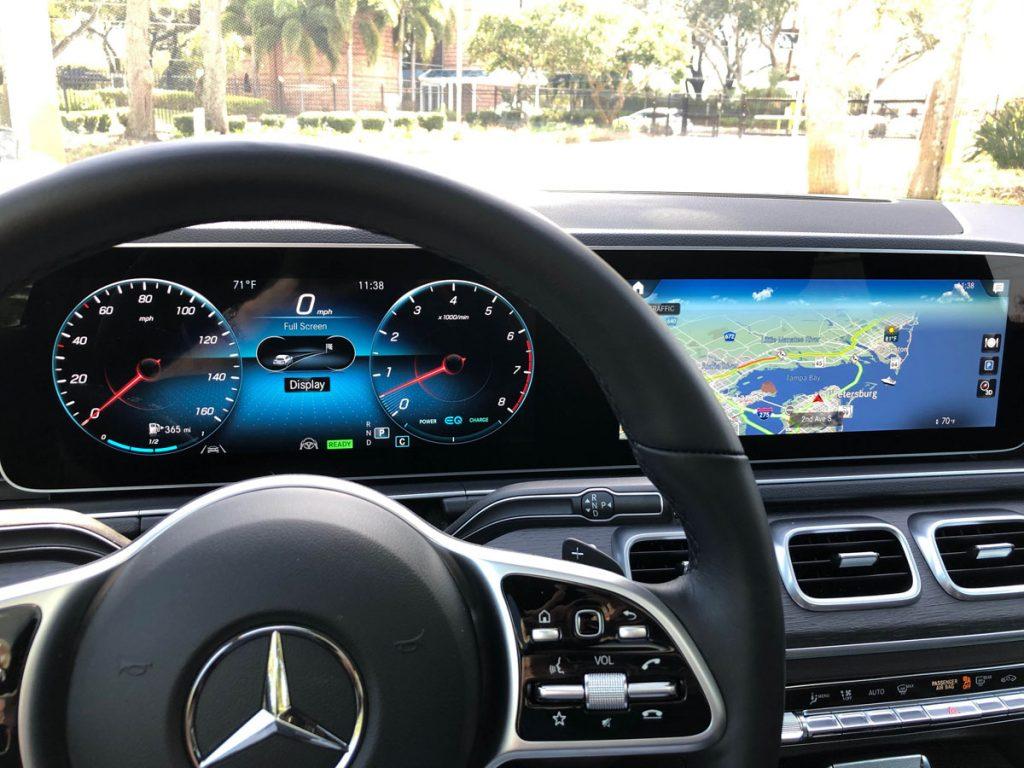 Mercedes-Benz GLE 450 6