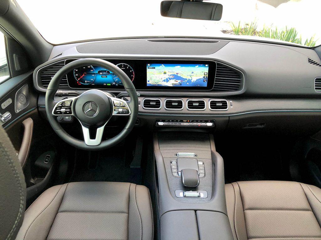 Mercedes-Benz GLE 450 7