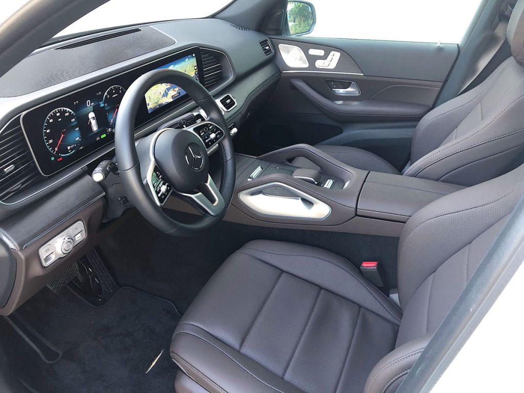 Mercedes-Benz GLE 450 8