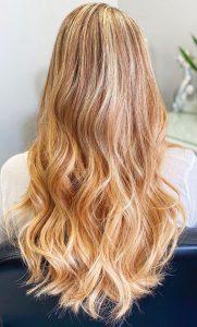 Organic hair color by Sima Khondekar