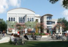 Rendering of the soon-to-debut Sunset Lounge. Images courtesy of WPB CRA