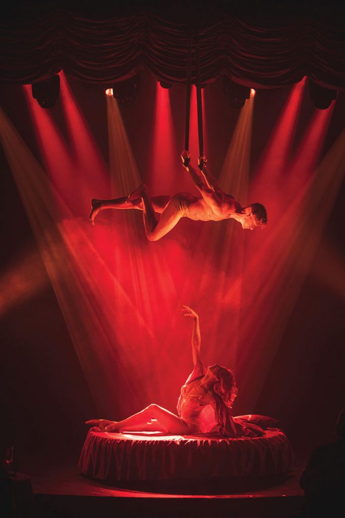 Tryst: A Lovers' Rendezvous at the Faena Theater, photo by Jeff Evrard