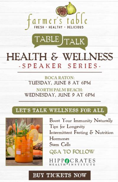 Let's Talk Wellness
