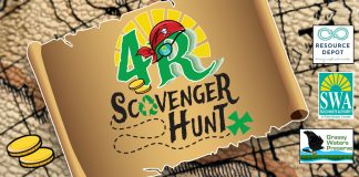 SWA 4R Scavenger Hunt