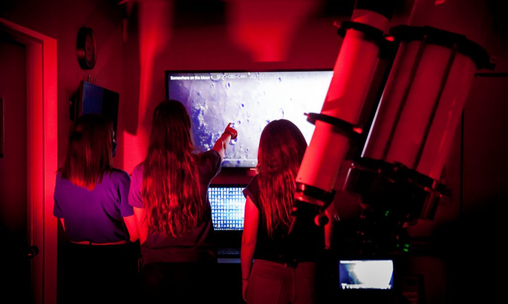 50th anniversary of Apollo, Nights at the Museum Observatory, c:o South Florida Science Center & Aquarium