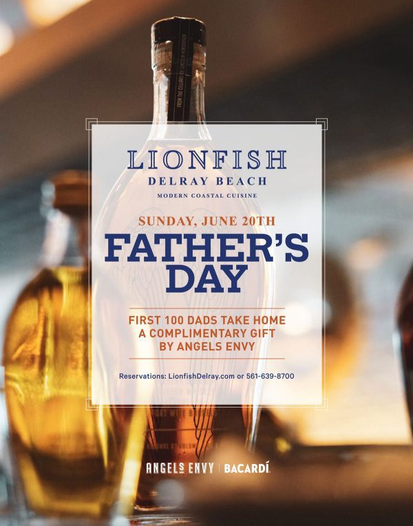 Father's Day at Lionfish