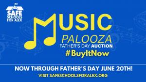 Music Palooza Father's Day