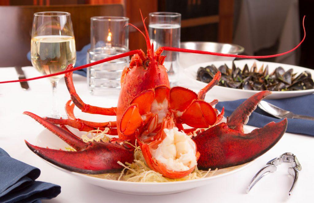 PB Catch steamed lobster. Photo by Jordan Vilonna