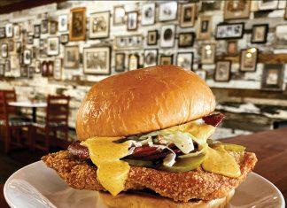 Sandwich at Uncle Pinkie's Market & Deli in Boca Raton, image courtesy of Uncle Pinkie's Market & Deli