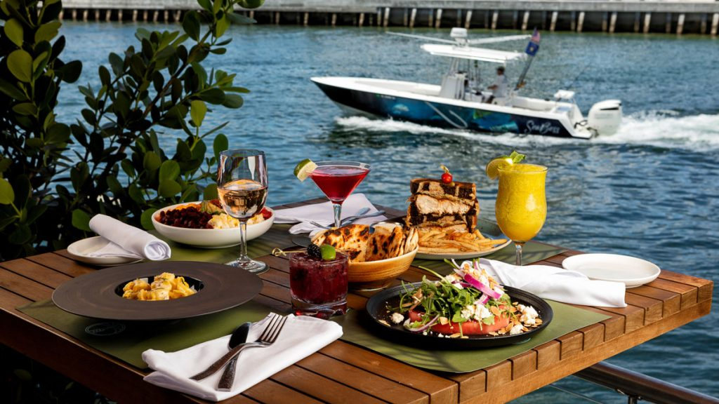 SeaSpray Inlet Grill. Photo by Gyorgy Papp.
