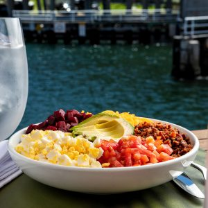 SeaSpray Inlet Grille Cobb Salad, photo by Gyorgy Papp