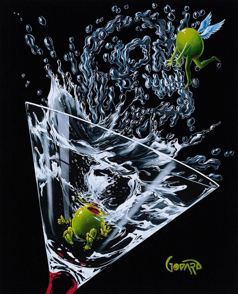 Splash by Michael Godard