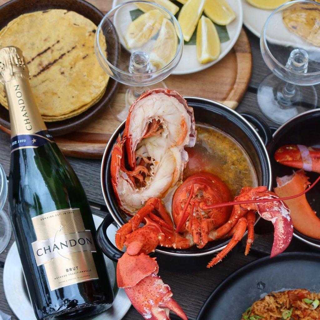 "Viva La Playa will serve a festive ""Lobster Pop"" for Father's Day. Photo courtesy of Jupiter Compass"