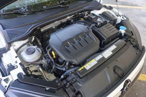 Volkswagen Arteon Flagship sports sedan 2.0L turbocharged four cylinder engine