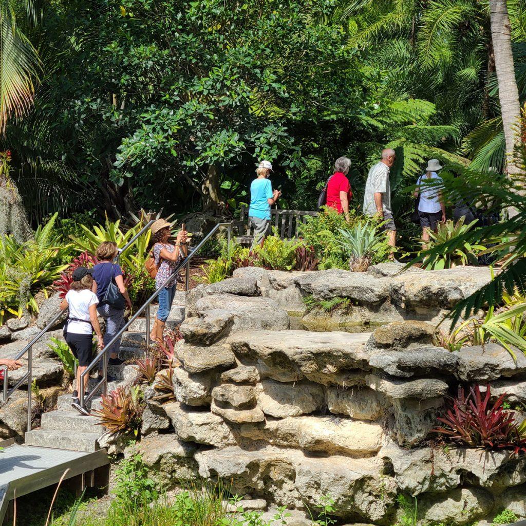 Mounts Botanical Garden Tour. Photo by Melissa Carter