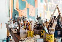 Art Throwdown at Zero Empty Spaces Boynton Beach, Photo by Khara Woods