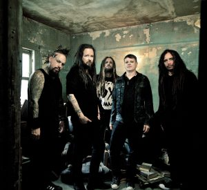 KoRn will hit the iTHINK stage on August 5. Photo by Dean Karr