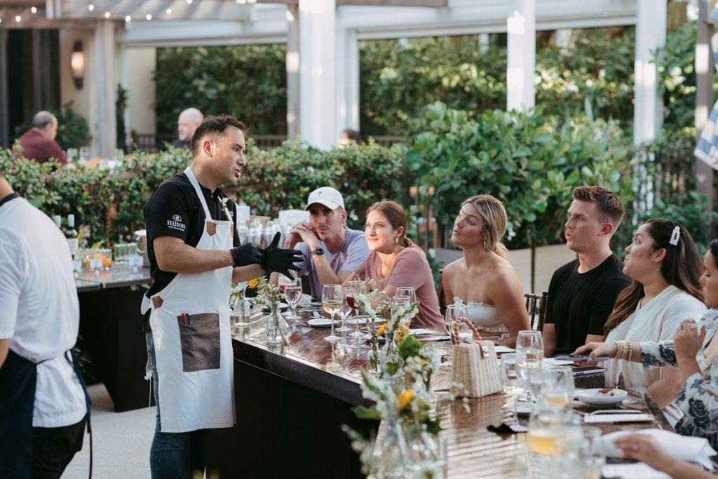 Parilla con Amigos crowd, photo by Miami Chef @miami_chef