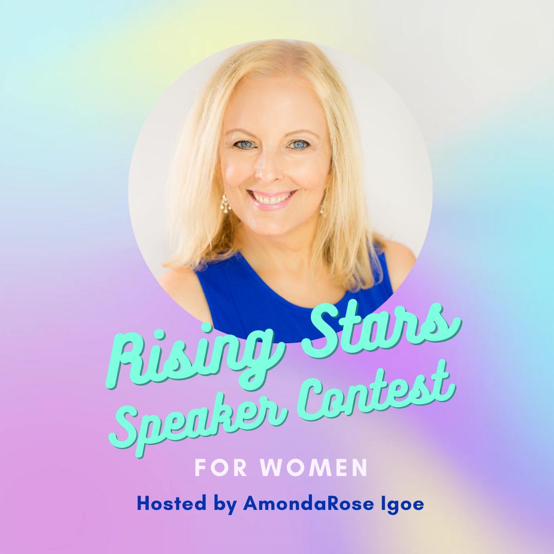 Rising Stars Speaker Event