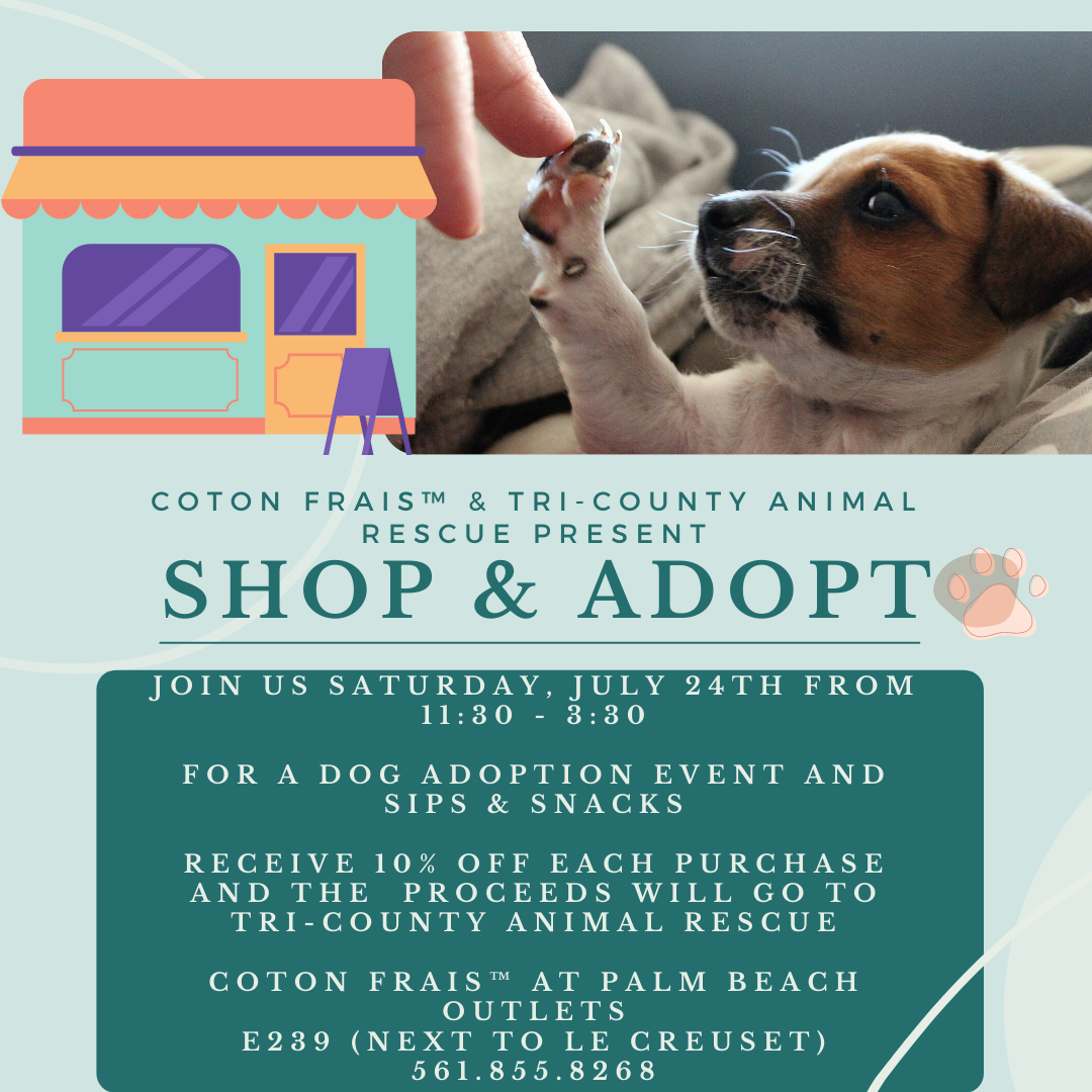 Shop and Adopt