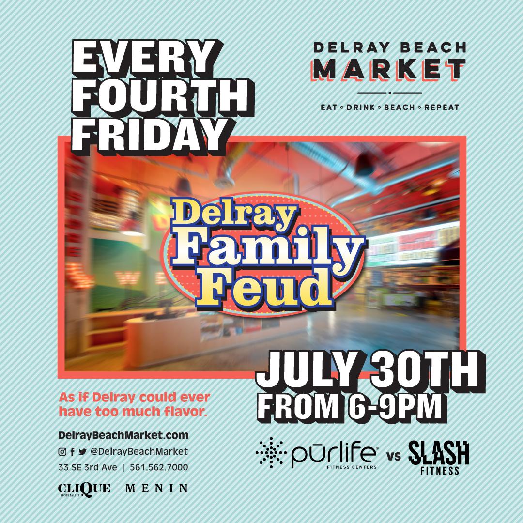 Fourth Friday Family Feud