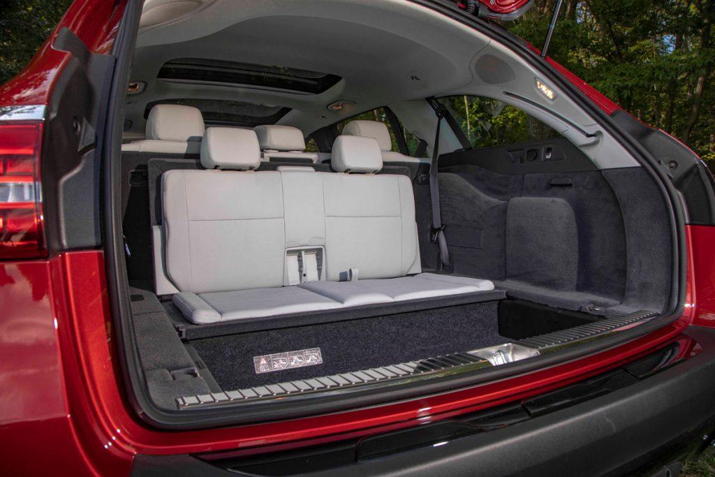 2021 Merc E450 4Matic All-Terrain rear facing seats