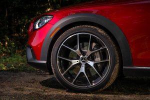 2021 Merc E450 4Matic All-Terrain wheels