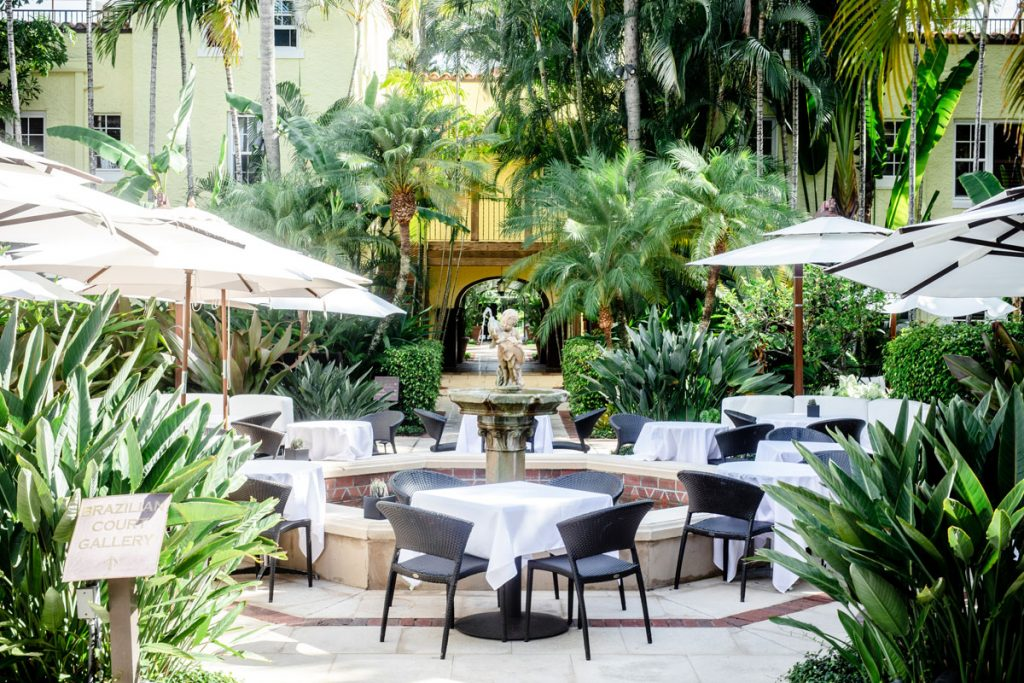 Café Boulud at the Brazilian Court Hotel. Photo by Libbyvision.com