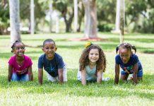 Children at Fuller Center
