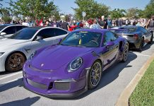 Image courtesy of Cars & Coffee, Palm Beach Outlets