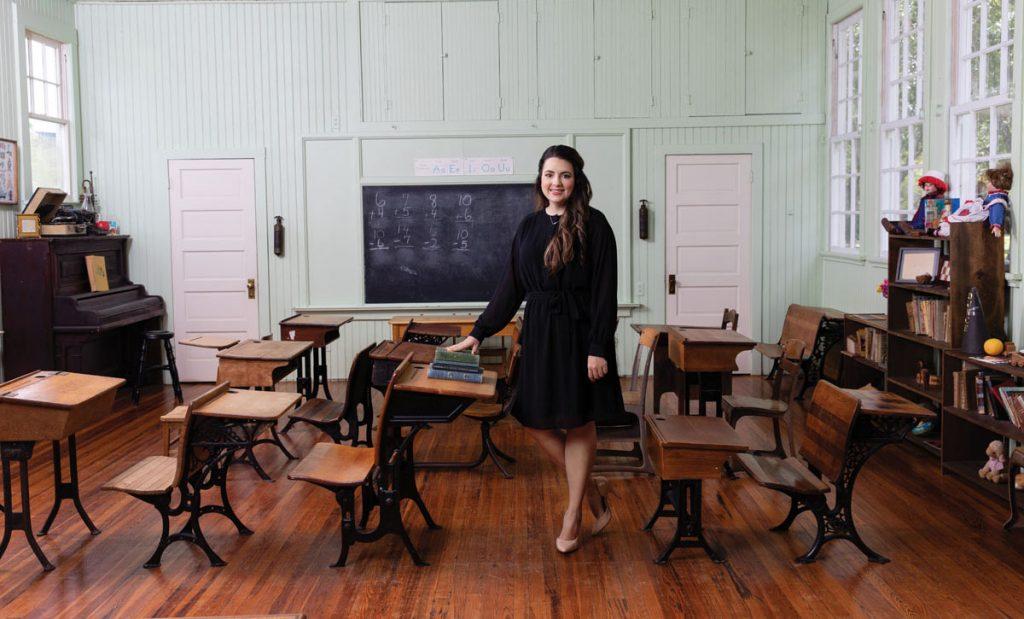 PBI 2021 Educator of the Year nominee Ariana Murphy Photo by Carrie Bradburn, Capehart
