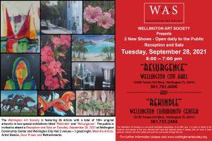 Wellington Art Society September Meeting
